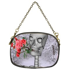 Looking Forward To Spring Chain Purse (one Side)