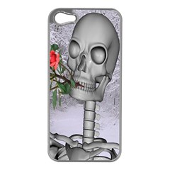 Looking Forward To Spring Apple Iphone 5 Case (silver)