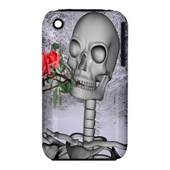 Looking Forward To Spring Apple Iphone 3g/3gs Hardshell Case (pc+silicone)