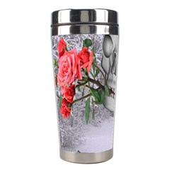 Looking Forward To Spring Stainless Steel Travel Tumbler
