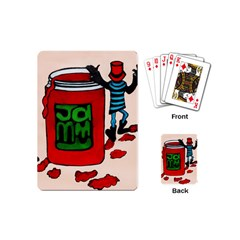 Jammy Dodger Playing Cards (mini)