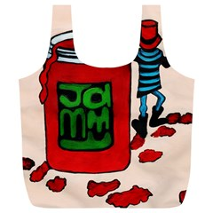 Jammy Dodger Reusable Bag (XL)