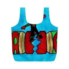 CRACKER JACK Reusable Bag (M)