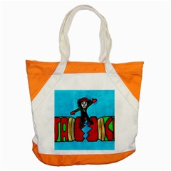 CRACKER JACK Accent Tote Bag