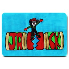CRACKER JACK Large Door Mat