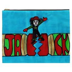 Cracker Jack Cosmetic Bag (xxxl)