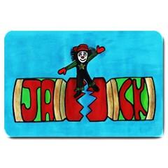 CRACKER JACK Large Door Mat