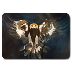 Golden Eagle Large Door Mat