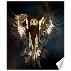GOLDEN EAGLE Canvas 8  x 10  (Unframed)