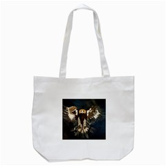 GOLDEN EAGLE Tote Bag (White)