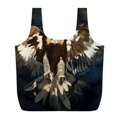 Golden Eagle Reusable Bag (l)