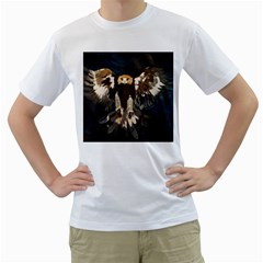 GOLDEN EAGLE Men s T-Shirt (White)
