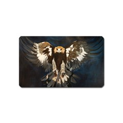 GOLDEN EAGLE Magnet (Name Card)