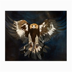 Golden Eagle Glasses Cloth (small, Two Sided)