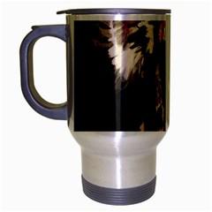 Golden Eagle Travel Mug (silver Gray)
