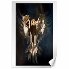 Golden Eagle Canvas 24  X 36  (unframed)