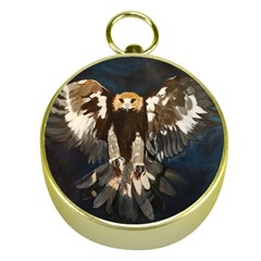 Golden Eagle Gold Compass