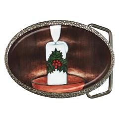 Picture 057 Belt Buckle (oval)