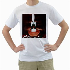 Picture 057 Men s T-Shirt (White)