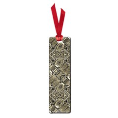 Steam Punk Pattern Print Small Bookmark