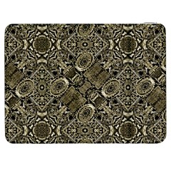 Steam Punk Pattern Print Samsung Galaxy Tab 7  P1000 Flip Case