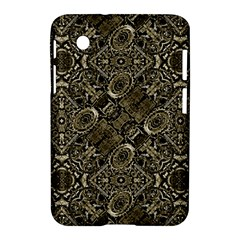 Steam Punk Pattern Print Samsung Galaxy Tab 2 (7 ) P3100 Hardshell Case