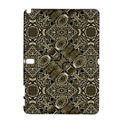 Steam Punk Pattern Print Samsung Galaxy Note 10 1 (p600) Hardshell Case