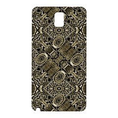 Steam Punk Pattern Print Samsung Galaxy Note 3 N9005 Hardshell Back Case
