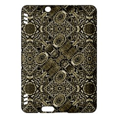 Steam Punk Pattern Print Kindle Fire Hdx Hardshell Case