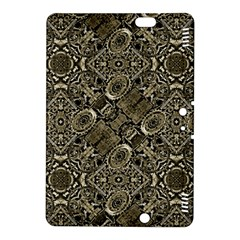 Steam Punk Pattern Print Kindle Fire Hdx 8 9  Hardshell Case