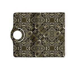 Steam Punk Pattern Print Kindle Fire HDX 8.9  Flip 360 Case