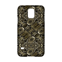 Steam Punk Pattern Print Samsung Galaxy S5 Hardshell Case