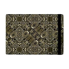 Steam Punk Pattern Print Apple iPad Mini 2 Flip Case