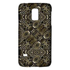 Steam Punk Pattern Print Samsung Galaxy S5 Mini Hardshell Case