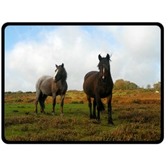 Wild Pony Fleece Blanket (extra Large)