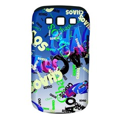 Pure Chaos Samsung Galaxy S Iii Classic Hardshell Case (pc+silicone)