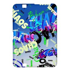 Pure Chaos Kindle Fire Hd 8 9  Hardshell Case