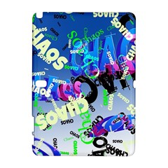 Pure Chaos Samsung Galaxy Note 10.1 (P600) Hardshell Case