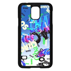 Pure Chaos Samsung Galaxy S5 Case (Black)
