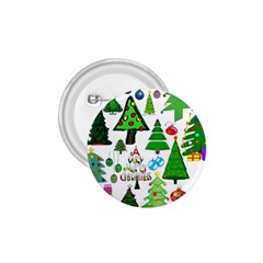 Oh Christmas Tree 1 75  Button