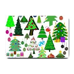 Oh Christmas Tree Small Door Mat