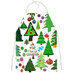 Oh Christmas Tree Apron Front