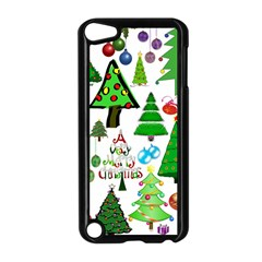 Oh Christmas Tree Apple Ipod Touch 5 Case (black)