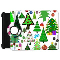 Oh Christmas Tree Kindle Fire Hd Flip 360 Case