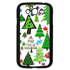 Oh Christmas Tree Samsung Galaxy Grand DUOS I9082 Case (Black)