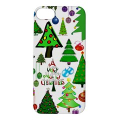 Oh Christmas Tree Apple Iphone 5s Hardshell Case