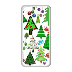 Oh Christmas Tree Apple Iphone 5c Seamless Case (white)