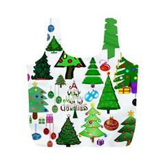 Oh Christmas Tree Reusable Bag (M)