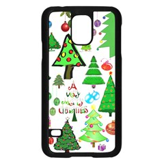 Oh Christmas Tree Samsung Galaxy S5 Case (black)