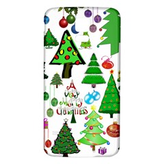 Oh Christmas Tree Samsung Galaxy S5 Back Case (White)